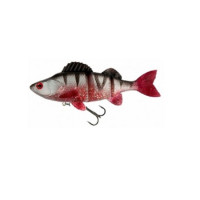 Swimbait DAM Effzett 140 mm Silver Perch Natural Perch