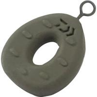 Plumb Feeder Daiwa N Zon Oval Bomb 2buc/plic 60g