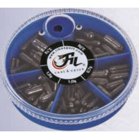 Set Plumbi Filfishing Despicati 5 Compartimente, 0.70-3.00g