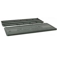 Capace Pentru Penar Rigid Fox Magnetic Rig Box Lids Medium 27x12x0.5cm 2buc/set