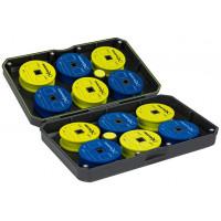 Penar Rigid Matrix Small Plus 12 Discuri EVA pentru Riguri 18.5x12x4cm