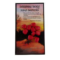 Porumb Artificial Enterprise Tackle Pop-Up Sweetcorn - Red/Strawberry