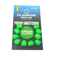 Porumb Flotant Claumar 10Buc Verde Fluoro