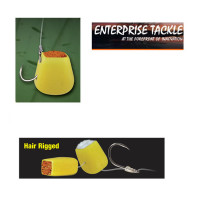 Porumb artificial Enterprise Tackle Corn Skins - Yellow