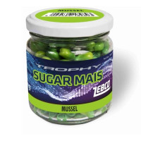 Porumb Zebco Trophy Sugar Mais Green Mussel 125gr