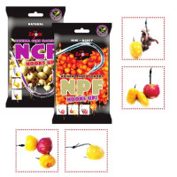 Pufarine Carp Zoom Npf Flotante Pelete Mini 30gr Strawberry