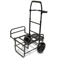 Carucior NGT Transport Bagajerie/Echipament Dynamic Carp Trolley, 125x60x70cm