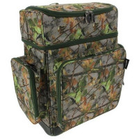 RUCSAC NGT XPR CAMO MULTI COMPARTMENT 45X50X27CM