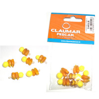 Sandwich Porumb Claumar 2C Vanilie 6Buc/Plic
