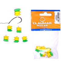 Sandwich Porumb Claumar Artificial 3k Usturoi 5buc/plic
