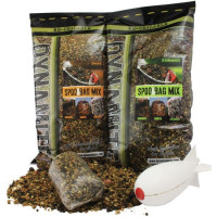 SEMINTE PREPARATE DYNAMITE BAITS SPOD AND BAG MIX FISHMEAL