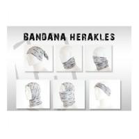 Bandana Tub Colmic Herakles Fingerprint