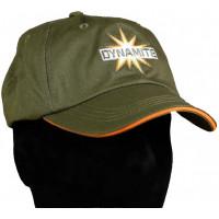 SAPCA DYNAMITE BAITS CAP GREEN