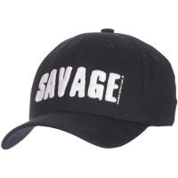 SAPCA SAVAGE SIMPLY SAVAGE LOGO 3D