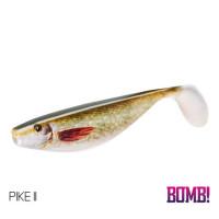 SHAD DELPHIN  BOMB HYPNO / 3buc 9 cm/3d pike 2