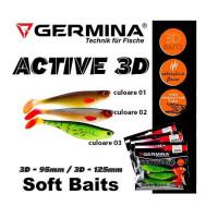 Shad Germina Active 3D 9.5cm culoare 01