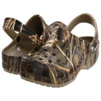 Papuci Crocs Classic Realtree Khaki Marimea 43,44 M10w12