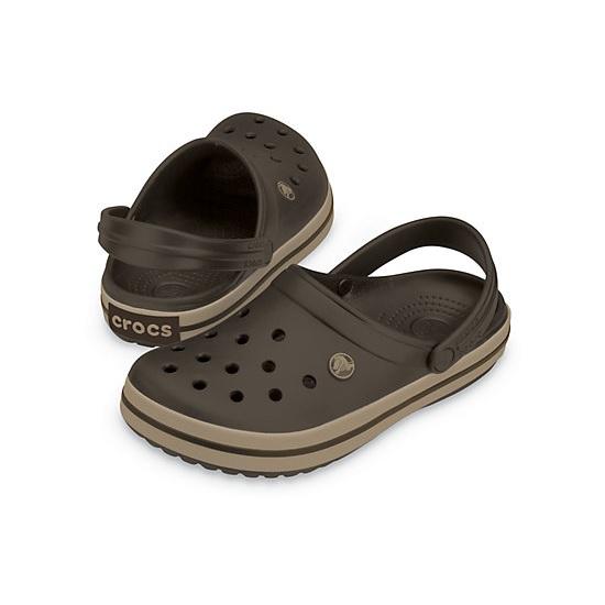 ridica informații despre lansare pe mereu popular Papuci Crocs V Crocband Espresso/Khaki m11 Marimea 45,46 -11016 ...
