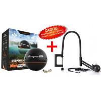 Smart Sonar Deeper Pro Plus Fishfinder Plus CADOU: Brat Flexibil 2.0