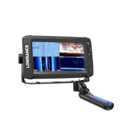 Sonar cu Downscan si StructureScan Plus Chartplotter LOWRANCE Elite-9 Ti TotalScan