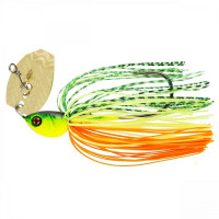Chatterbait Sakura Cajun 14gr Fire Tiger