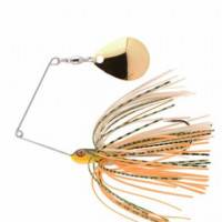 SPINERBAIT SPRO MICRO SPB 5GR BLACK GOLD 8 CM