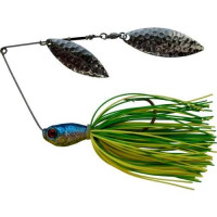 SPINNERBAIT BERTILURE Salcie nr.2 Salcie nr.3, 14gr,Skirt Siliconic Lime-Chartreuse