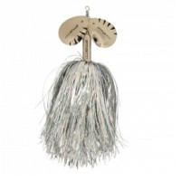Spinner DAM Effzett Pike Rattlin 40 g Silver