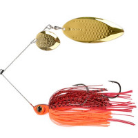 Spinnerbait Biwaa Dogon 14g Red Tiger