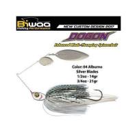 Spinnerbait Biwaa Dogon 21g Alburno-Silver Blades
