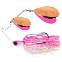 Spinnerbait Sakura Cajun 10.5g Kicker Pink