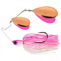 Spinnerbait Sakura Cajun 14g Kicker Pink
