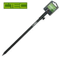 Piquet Spro C-TEC  Matte Black Bankstick 50-90cm