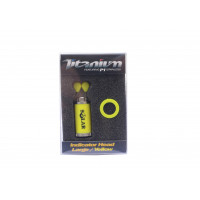 Cap Swinger Solar Titanium Indicator Head Large Yellow