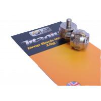 Greutati Suplimentare Solar Titanium Drag Weight 15g 2buc/set
