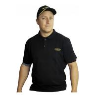 TRICOU Sportex POLO SHIRT SPORTEX CLASSIC BLACK M