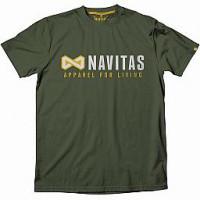Tricou Navitas Corporate Tee Green S