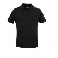 Tricou Shimano Aero  polo 2XL Black