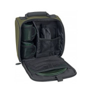 Geanta Fox R-Series Two Man Plus Set Ustensile Masa 28x12x28cm