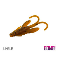 Creature BOMB Nympha 10buc 2.5cm JUNGLE