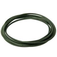 Carp Spirit Silicone Tube 0.5mmx1.5m Weed Green