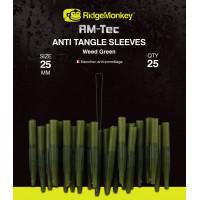 Conuri Ridge Monkey RM-Tec Anti Tangle Sleeves Weed Green Short