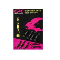 Vartej CPK Quick Change Swivel Nr12 10buc/plic