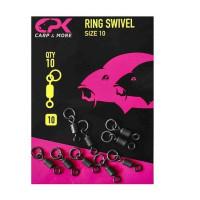 Vartej CPK Ring Swivel Cu Anou Nr12 10buc/plic
