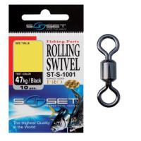 Vartej Sunset ST Rolling Swivel ST-S-1001 Nr12 9kg