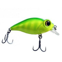 BUG EYE BAIT FLOATING 50mm 6,5gr GALBEN VERDE FLUO