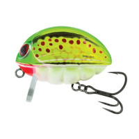 Vobler Salmo Bass Bug Floating GLOW BUG QUG001
