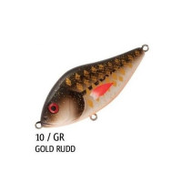 Vobler Rapture Pro Sharper Jerk, Sinking, Gold Rudd, 7cm, 17g