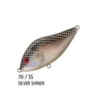 Vobler Rapture Pro Sharper Jerk, Sinking, Silver Shiner, 7cm, 17g