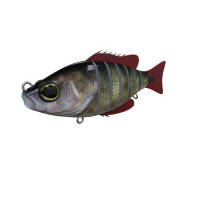 Biwaa Seven Section 15cm/60g culoare Real Perch